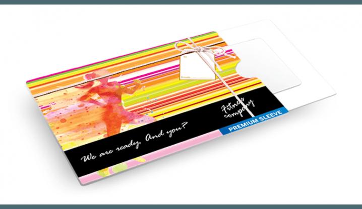 Portacard 'Premium Sleeve'