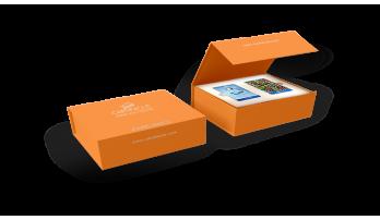 Kit dei campioni di tessere 2019