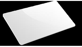 500 tessere bianche