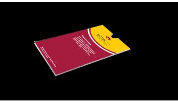 "Portacard per hotel ""Sleeve Fit"" (senza card aggiuntive)"