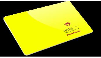 Tessere per hotel