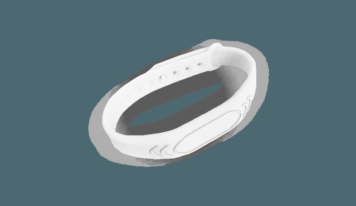 Braccialetti in Silicone Personalizzati - Modello Smart