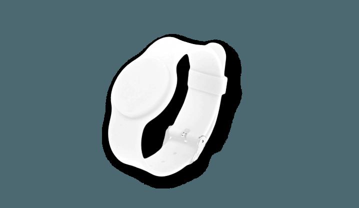 Braccialetti in Silicone Personalizzati - Modello Watchip