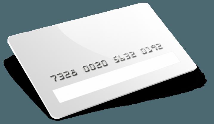 Cards con Numerazione + Embossing + Campo firma