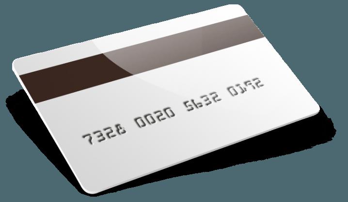 Card plastiche tipo bancomat (Banda Magnetica + Embossing)