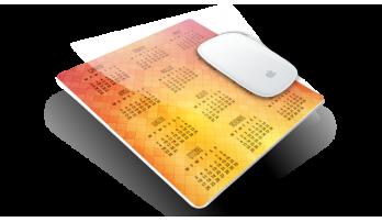 Calendario Mousepad