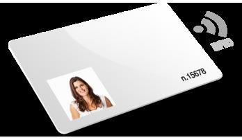 RFID avec numérotation + noms et prénoms + photo