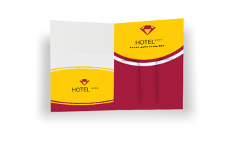 """Porte-cartes pour hôtel modèle """"Local"""""""