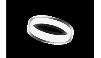 Bracelets en caoutchouc et en silicone personnalisés - Modèle HOOP
