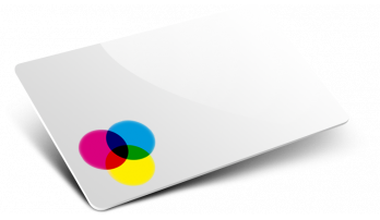 Cartes Imprimées Couleur (4 + 4) CMYK