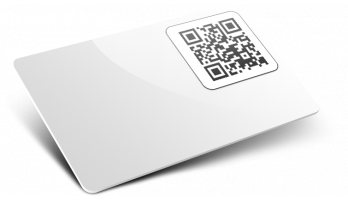 Cartes avec QR Code