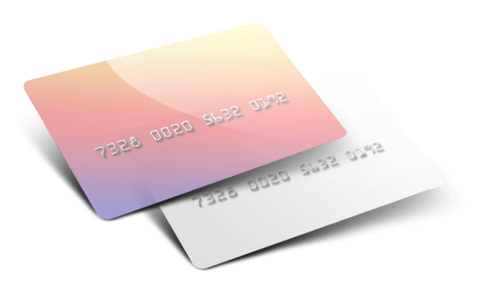 Cartes Trasparentes avec Gaufrage