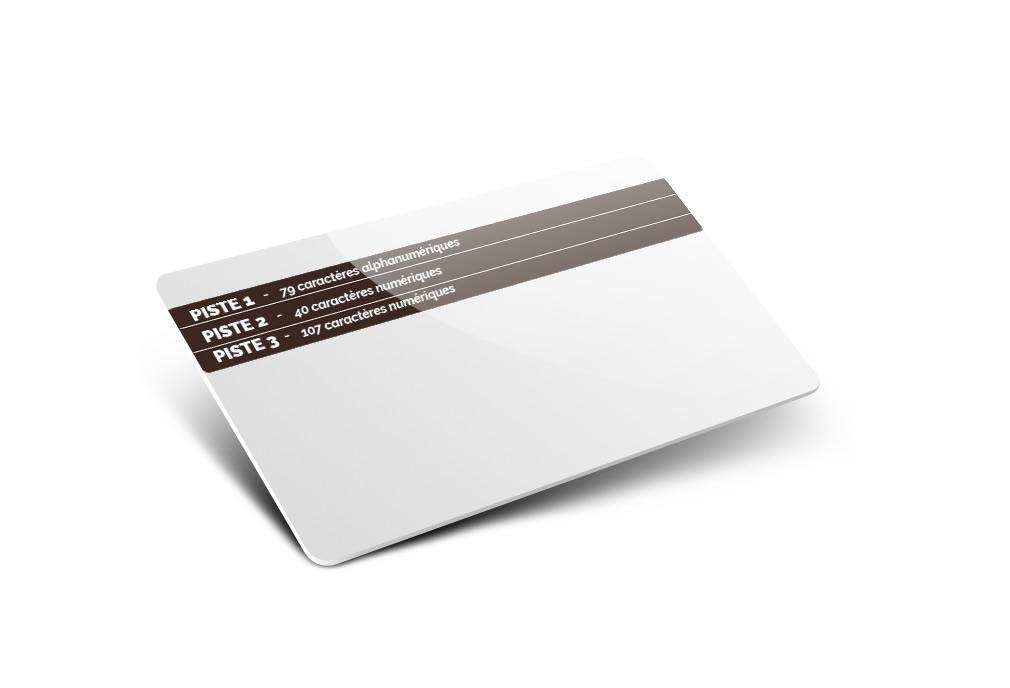 Codage cartes avec piste magnetique
