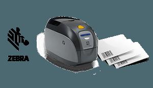 Stampante per badge aziendali